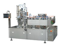 SLT-V100-B-B Multiple Quail Eggs Bag Vacuum Packaging Machine
